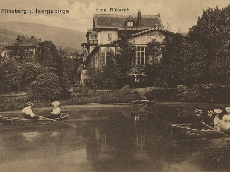 Hotel Rübezahl 1905 ( obecnie Hotel Kryształ