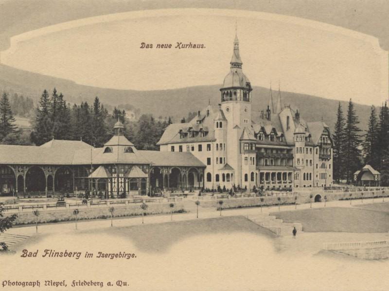 Dom Zdrojowy ok 1900