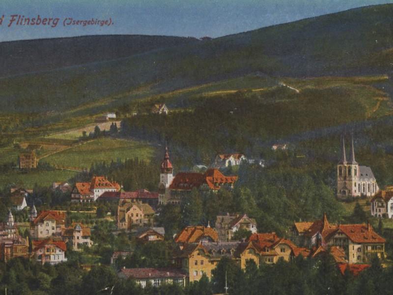 Świeradów-Zdrój Bad Flinsberg 1920