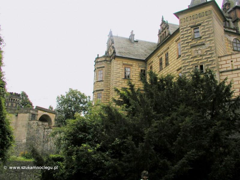 Zamek Frydland - Czechy