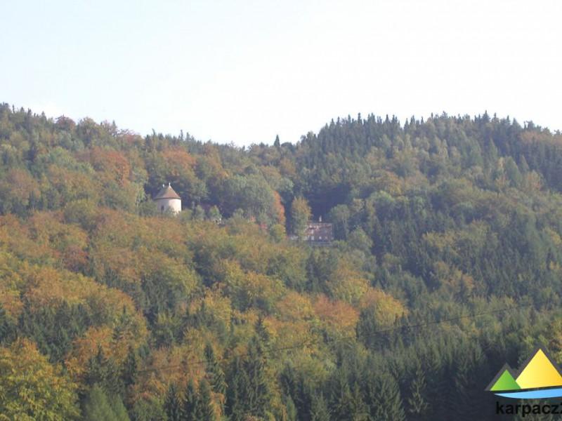 Grabowiec z kościołem św. Anny
