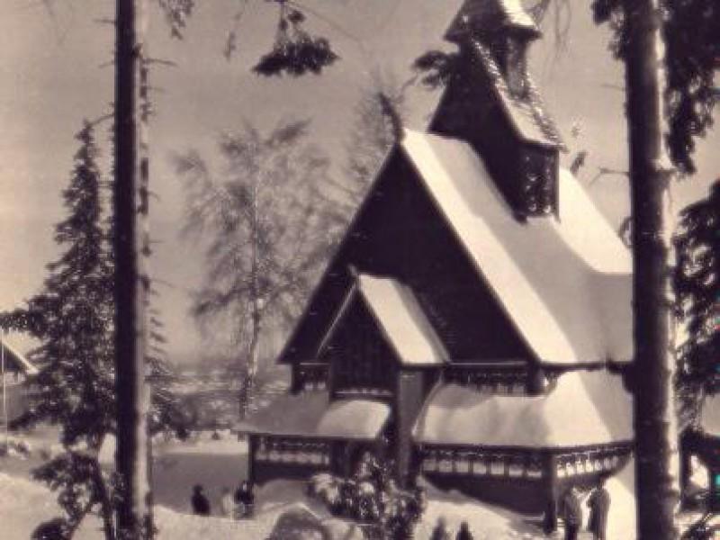 Kościół w latach 70.